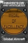 H&A Medal Of Excellence Award