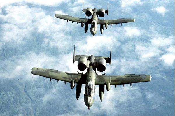 Global Aircraft -- A-10 Thunderbolt II (Warthog)