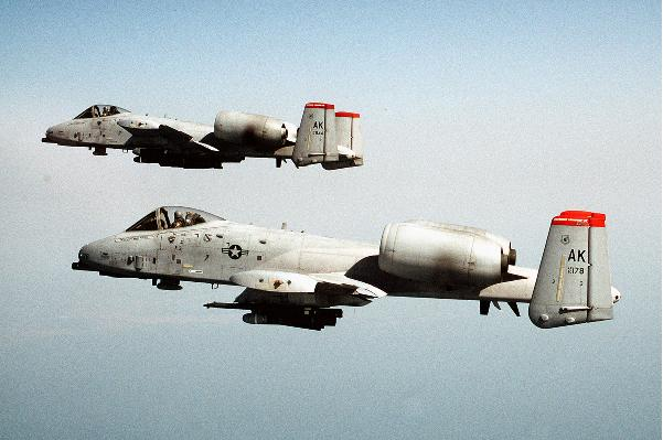 A-10 Thunderbolt II (Warthog)