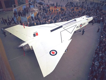 CF-105 Avro Arrow