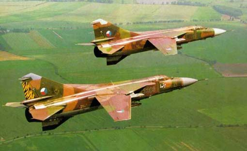 MiG-23 Flogger