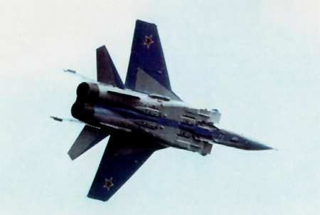 MiG-31 Foxhound