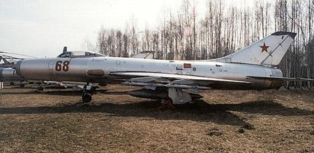 Su-9 Fishpot