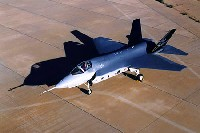 X-35 Joint Strike Fighter