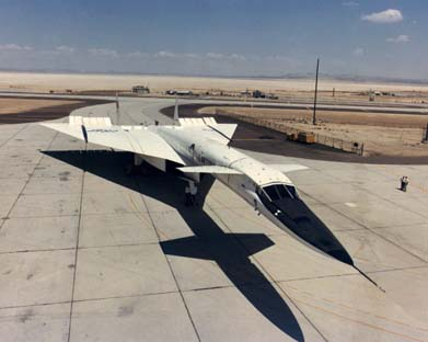 XB-70 Valkyrie