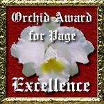 Orchid Award for Page Excellence