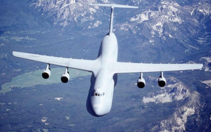 global aircraft c 5 galaxy