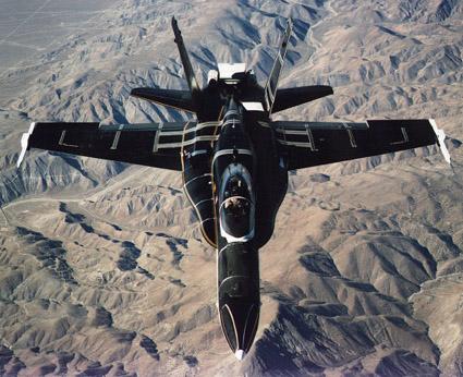 F-18 HARV