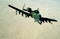 A-10 Thunderbolt II (Warthog)