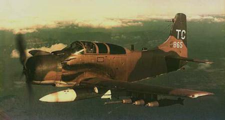 A-1 Skyraider