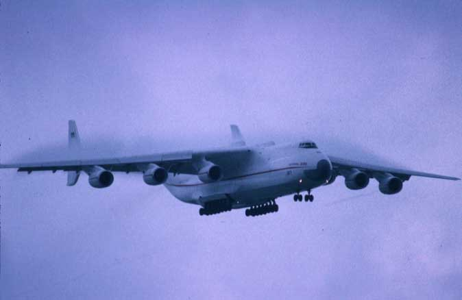An-225 Cossack