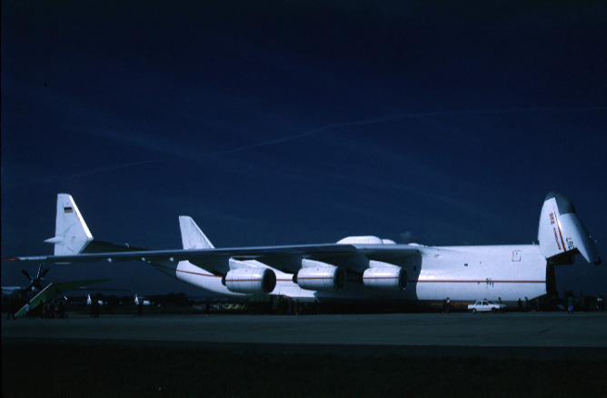 An-225 Cossack