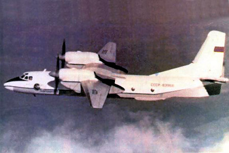 An-32 Cline