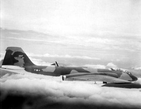 B-57 Canberra