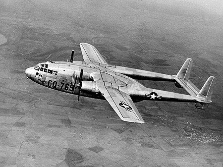 Global Aircraft -- C-119 Flying Boxcar