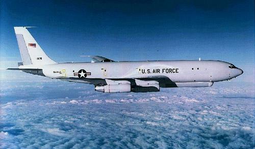 Global Aircraft -- E-8 JSTARS