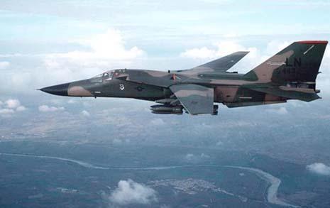 Global Aircraft -- F-111 Aardvark