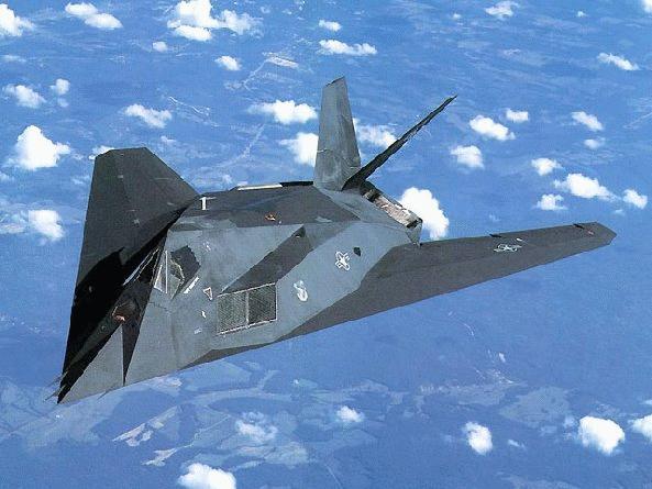 F 117 Nighthawk Global Aircraft -- F-1...