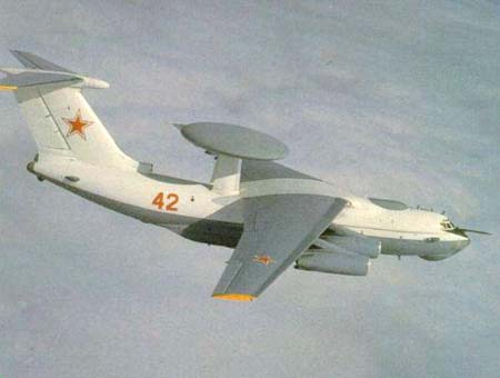 Il-76 Candid (A-50 Mainstay)