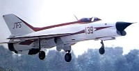 J-7 Fishbed