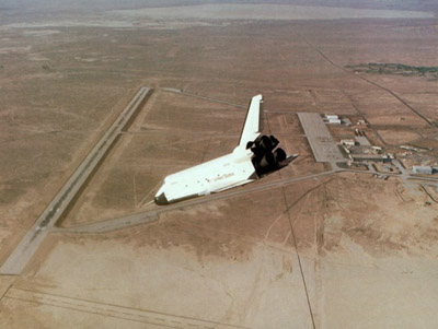 Shuttle Enterprise
