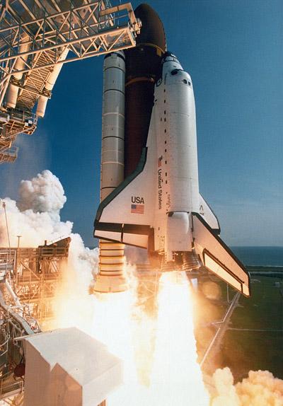 space shuttle endeavour dimensions - photo #7