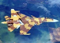 Su-37 Flanker