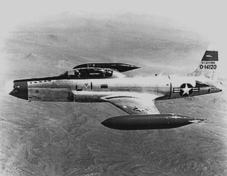 F-80 Shooting Star