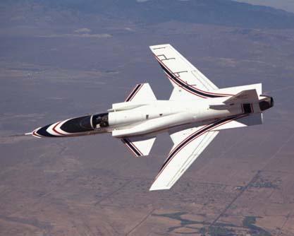 X-29 FSW