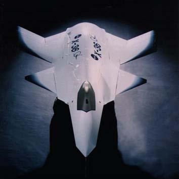 X-36 TFARA