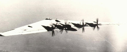 XB-35 Flying Wing