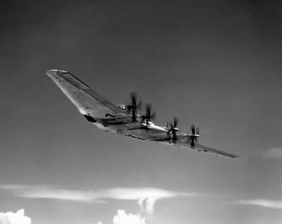XB-35 Flying Wing