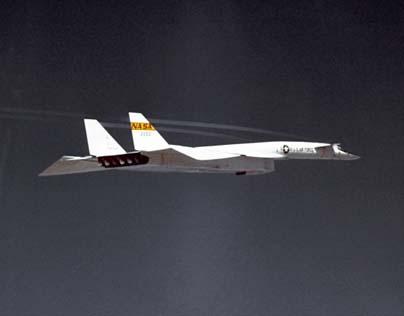 XB-70 Valkyrie